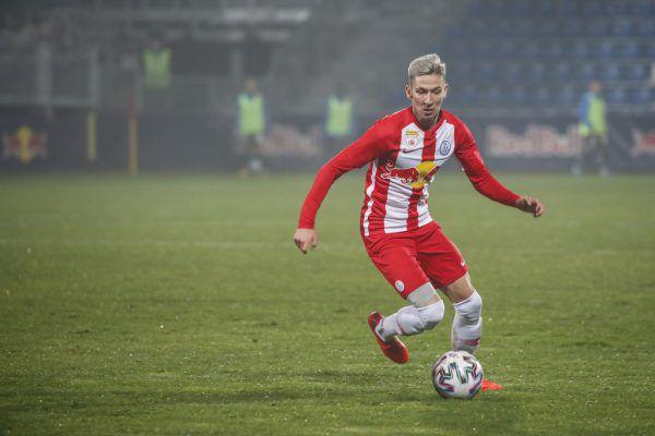 Csaba Bukta verstärkt für das kommende Halbjahr die Altacher. gepa