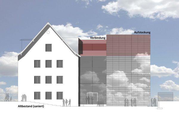 Die Bauarbeiten sollen bis 2022 dauern. walser werle architekten zt