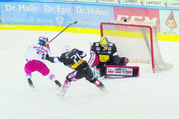 Die Feldkircher müssen heute in Salzburg aggressiv auftreten.