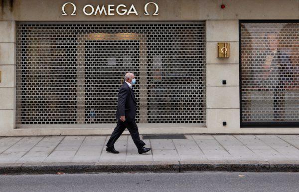 Die Schweizer Wirtschaft leidet unter dem Lockdown.Reuters