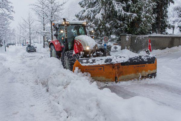 Die Stadt Dornbirn bittet die Bevölkerung, zu Hause zu bleiben, bis sich die Situation wieder beruhigt hat. Symbolbild/Steurer