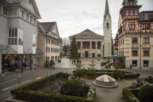 Dornbirn soll mehr städtisches Grün bekommen.Paulitsch