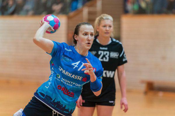 Laura Seipelt-Fasching kehrt nach überstandener Verletzung bei BW Feldkirch zurück.stiplovsek