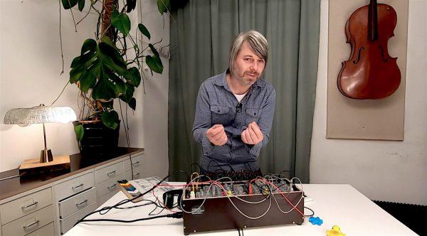 Gammon.Modular Synthesizer Ensemble