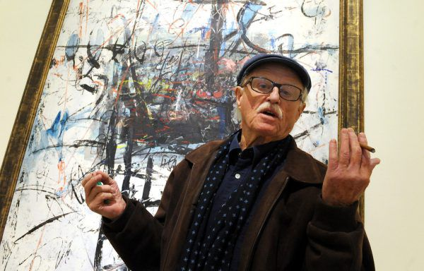 Hans Staudacher im Jahr 2012. APA