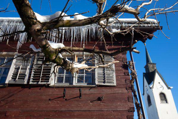 Im Bergland werden bis Donnerstag 60 bis 80 Zentimeter Neuschnee erwartet. Klaus Hartinger