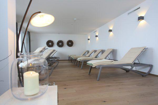 Im Hotel gibt es für die Gäste ein Spa- und Wellness-Angebot.Archiv/NEUE