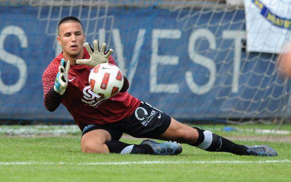 In der Saison 2010/11 spielte Stojanovic für FC Lustenau. Archiv/stiplovsek
