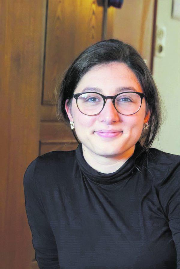 """In ihrem Buch """"Esther"""" erzählt Rinderer die fiktive Geschichte eines jüdischen Mädchens in Zeiten des Holocaust.Handout"""