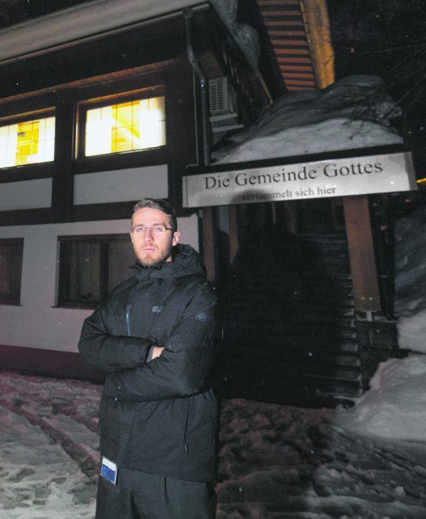 Jonathan Anselm (24) Pastor, Qualitymanager, Gemeinde GRK.Hartinger
