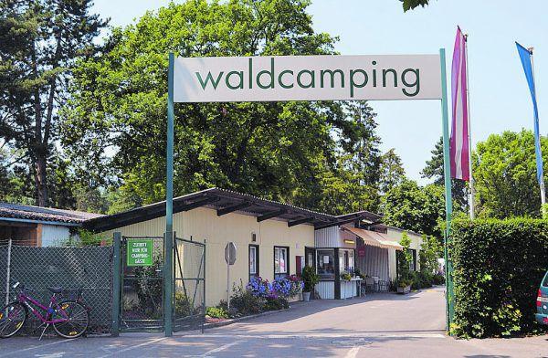 Neubauten am Campingplatz in Feldkirch geplant.NEUE ARchiv
