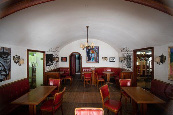 Noch ist unklar, wie es mit dem Café Feurstein weitergeht. Hartinger