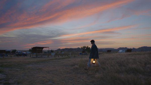 """Oscar-Gewinnerin Frances McDormand wird in dem Film """"Nomadland"""" zu erleben sein. AP"""