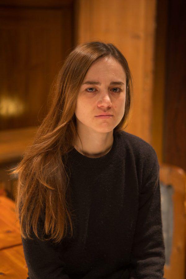 Regisseurin Silvia Costa.Klaus Hartinger