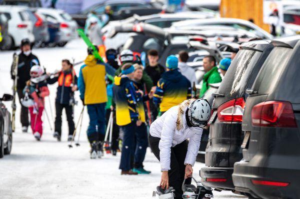 Skigebiete bleiben weiterhin geöffnet.APA