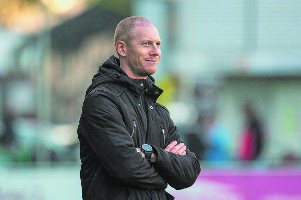 Trainer Roman Ellensohn wechselt in den Profifußball. Stiplovsek