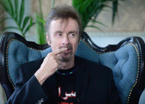 US-Schriftsteller T. C. Boyle. APA