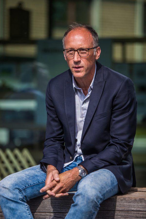 Walter Amann, Obmann Waldverein Vorarlberg. Philipp Steurer
