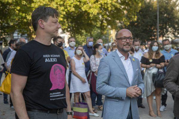 Alexander Moosbrugger wirft Michael Ritsch schlechte Kommunikation vor.Paulitsch