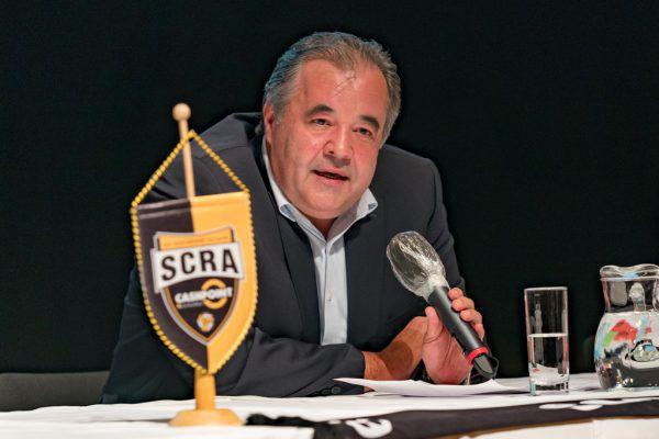 Altach-Präsident Peter Pfanner.stiplovsek