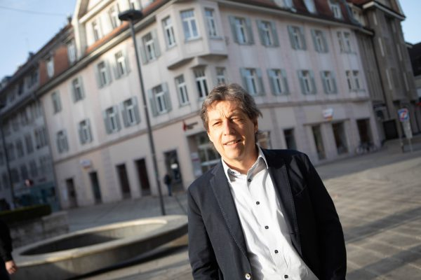 Bernd Bösch schaut nicht mehr zurück, sondern will die Zukunft der Austria gestalten. Klaus Hartinger
