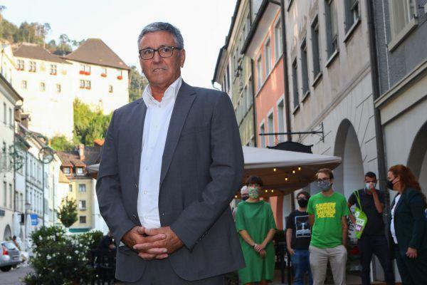Bürgermeister Wolfgang Matt.Hartinger