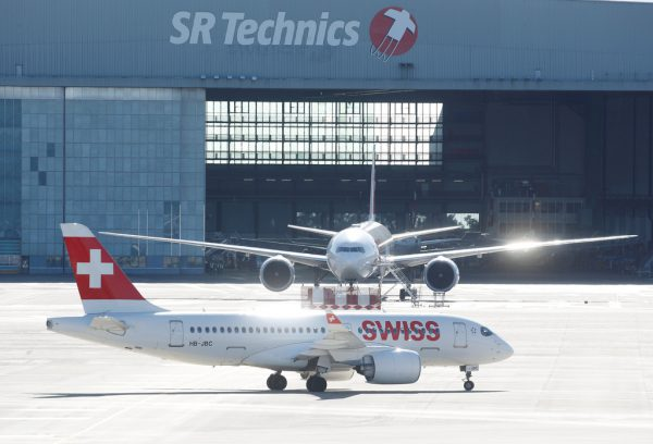 Das Flugangebot von Swiss ist weiterhin eingeschränkt.Reuters
