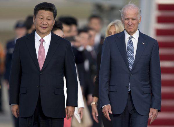 Das Telefonat von Xi Jinping und Joe Biden dauerte zwei Stunden.Symbolbild/AP
