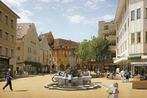So soll es dann im April 2022 in Bregenz aussehen.Expressiv