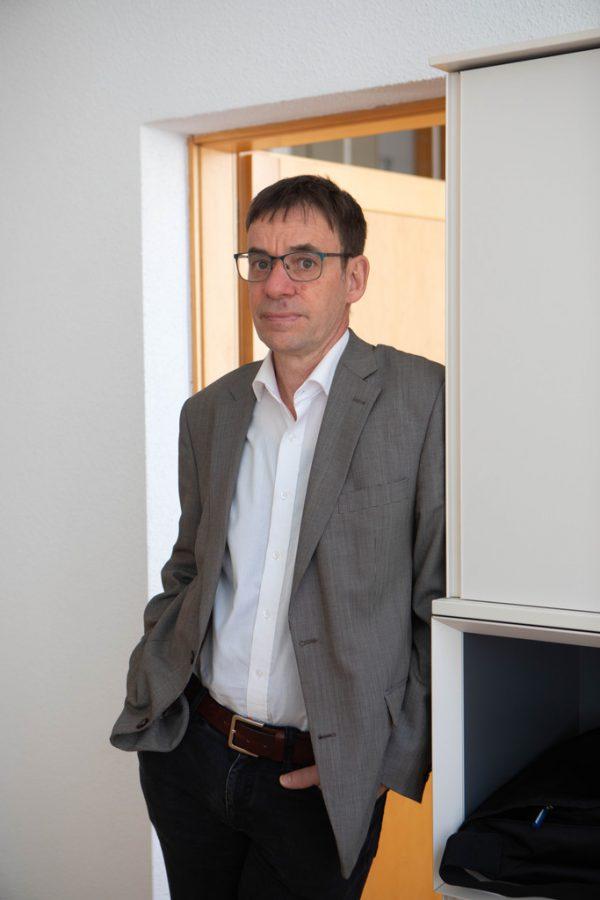 Der Rankweiler Michael Rauch ist seit 2002 Vorarlberger Kinder- und Jugendanwalt.Shutterstock, Hartinger