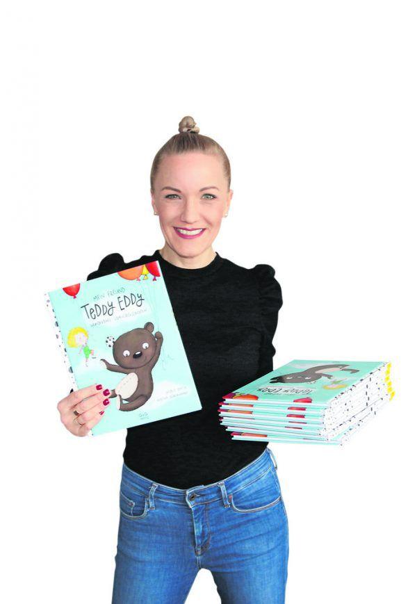 Die Lustenauerin Ingrid Hofer startet auch mit ihren Büchern durch.Ingrid Hofer