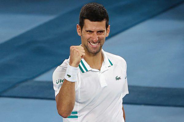 Djokovic triumphierte bereits acht Mal in Melbourne.apa