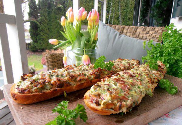 Ein wundervoller und schneller Snack!Ulrike Hagen