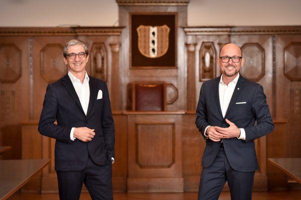 Florian Bachmayr-Heyda wird ein Büro im Bregenzer Rathaus beziehen.Udo Mittelberger