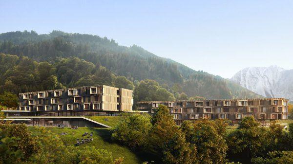Geplant wird das Hotel vom Innsbrucker Ableger des renommierten norwegischen Architekturbüros Snøhetta.Snoehetta