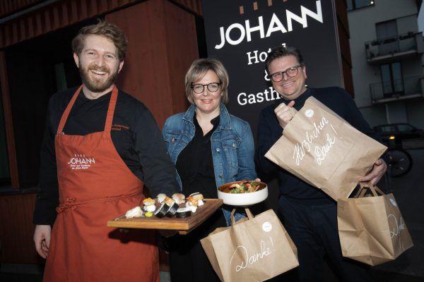 """Gut bürgerliche Küche mit dem besonderen Extra gibt es im """"Johann"""".Hartinger (5)"""