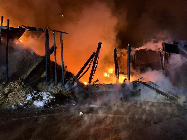 Heizwerk in Lech brannte. APA