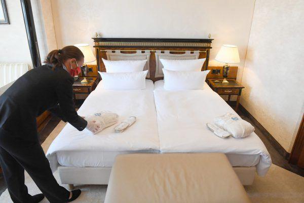 Hoteliers drängen auf Öffnung. APA