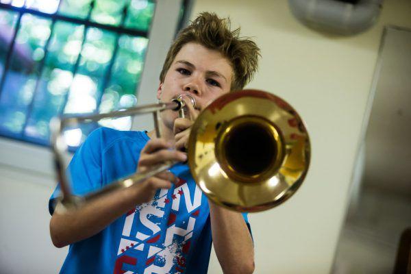 Im Vorarlberg gibt es viele begeisterte Musikschüler, die auch unterrichtet werden wollen. Philipp Steurer