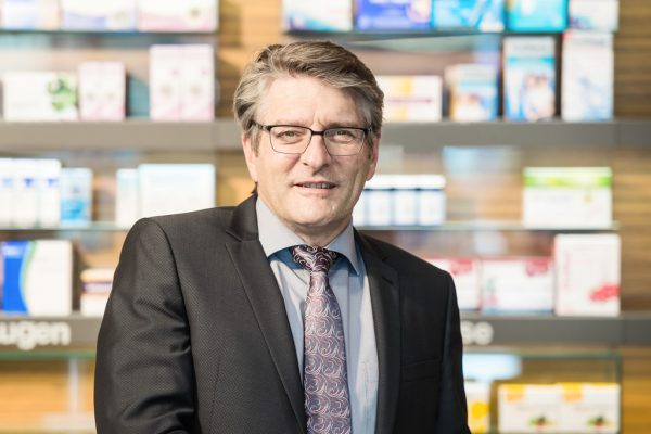 Apothekerkammer-Präsident Jürgen Rehak.MEDIArt | Andreas Uher