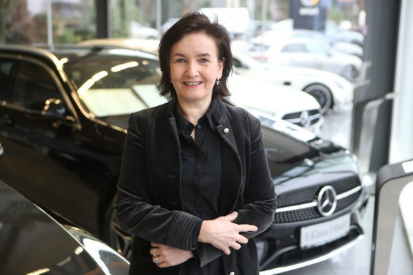 Karin Seyfried zieht trotz Corona eine positive Bilanz.Hartinger