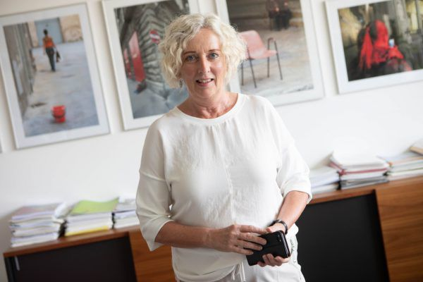 Katharina Wiesflecker, Soziallandesrätin.Hartinger