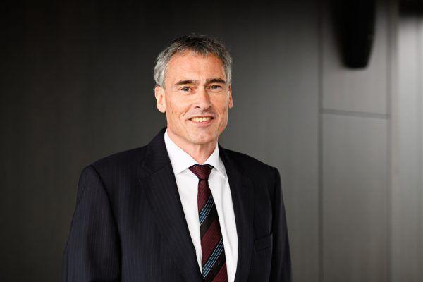 Lothar Thoma, Geschäftsführer Air & Sea bei Gebrüder Weiss.Gebrüder Weiss/Göran Gnaudschun