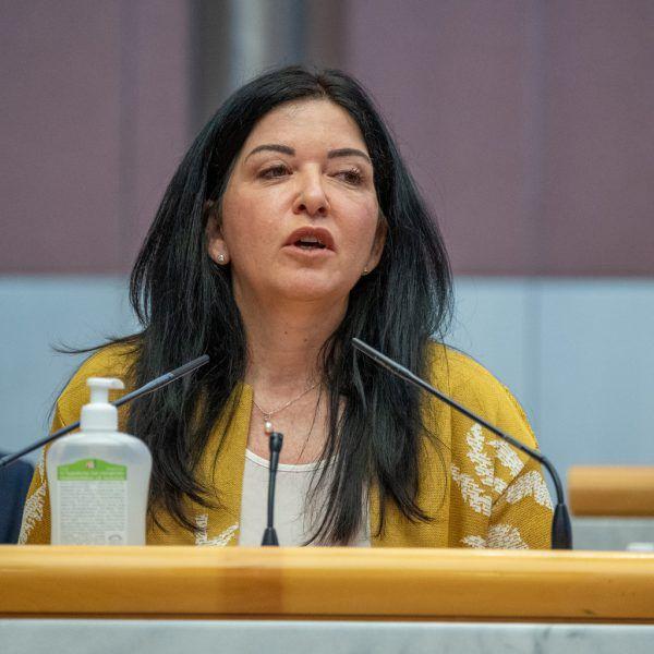 Manuela Auer (SP) stellte Landtags-Anfrage. Lerch