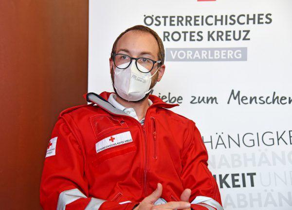 Maximilian Partsch übernimmt Posten von Gerhard Kräutler.RKV