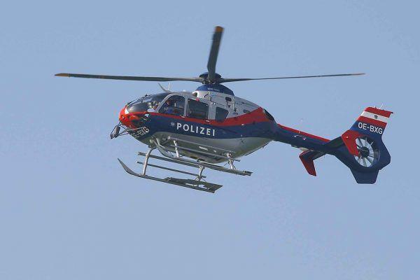 Polizeihubschrauber war im Einsatz,NEUE Archiv