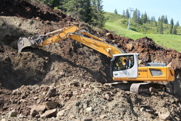 Rund 1,3 Millionen Tonnen Aushubmaterial müssen jährlich in Vorarlberg deponiert werden.