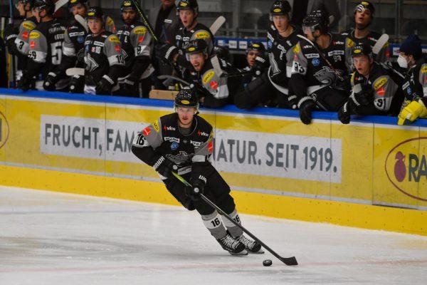 Der Dornbirner Simeon Schwinger feiert sein A-Team-Debüt. GEPA/Lerch