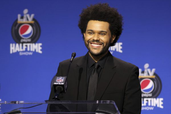 The Weeknd. usa today sports