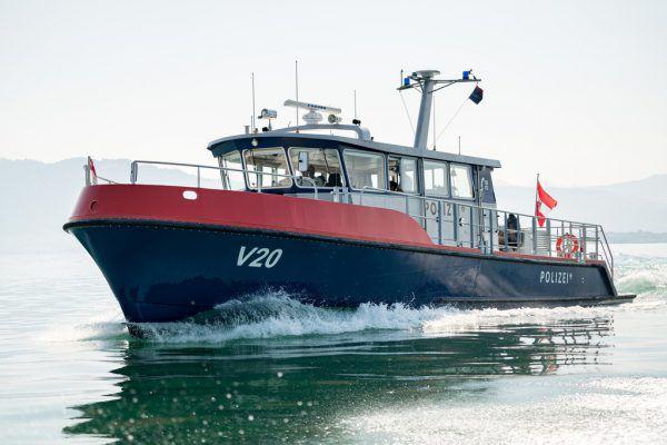 Vor allem die Seenoteinsätze hielten 2020 die Vorarlberger Seepolizei auf Trab. Drei Menschen starben im Vorarlberger Teil des Bodensees.Stiplovsek